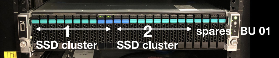 GoodMedia's first Solid State Server